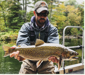 Massachusetts Coldwater Fisheries Presentation, February 4th, 6:15 – 7:15pm